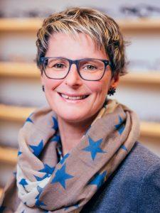 Anja Baumgarten - Augenoptikerin